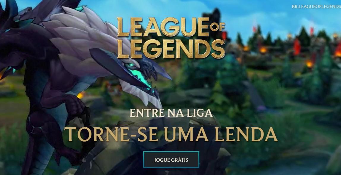 League of Legends (PC) - Reprodução /33Giga/ND