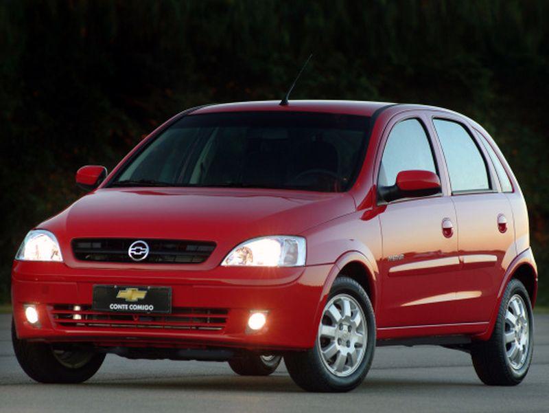 Mais buscados em 2019 - Chevrolet Corsa - Divulgação - Divulgação /Garagem 360/ND
