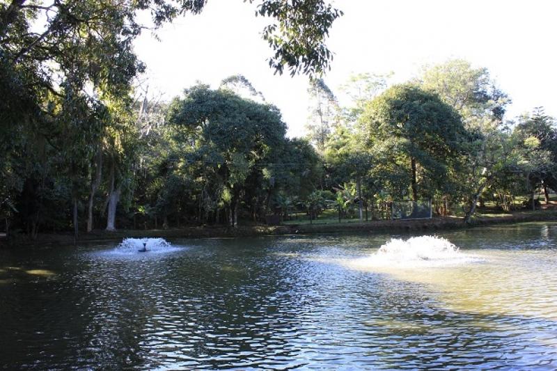 Lago do Parque do Córrego Grande – Foto: Prefeitura de Florianóplis/Divulgação/ND