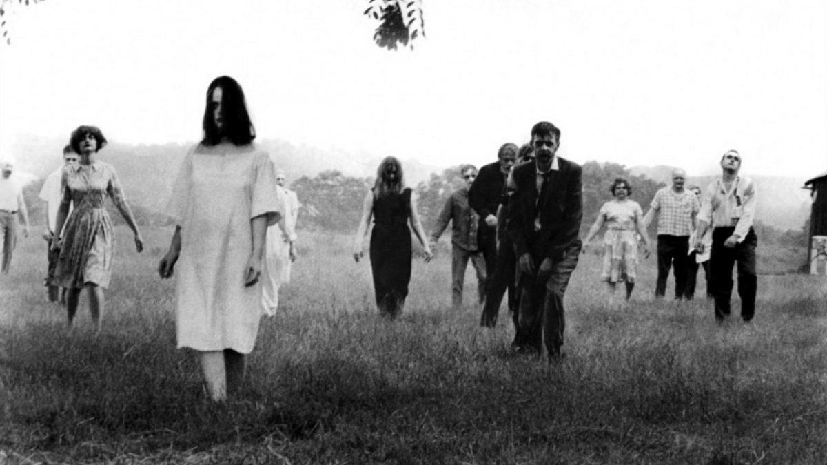 2017 – O clássico A Noite dos Mortos-Vivos (1968), que mostra um grupo de pessoas tentando sobreviver a um ataque zumbi, foi banido na Alemanha. - Crédito: Divulgação/33Giga/ND