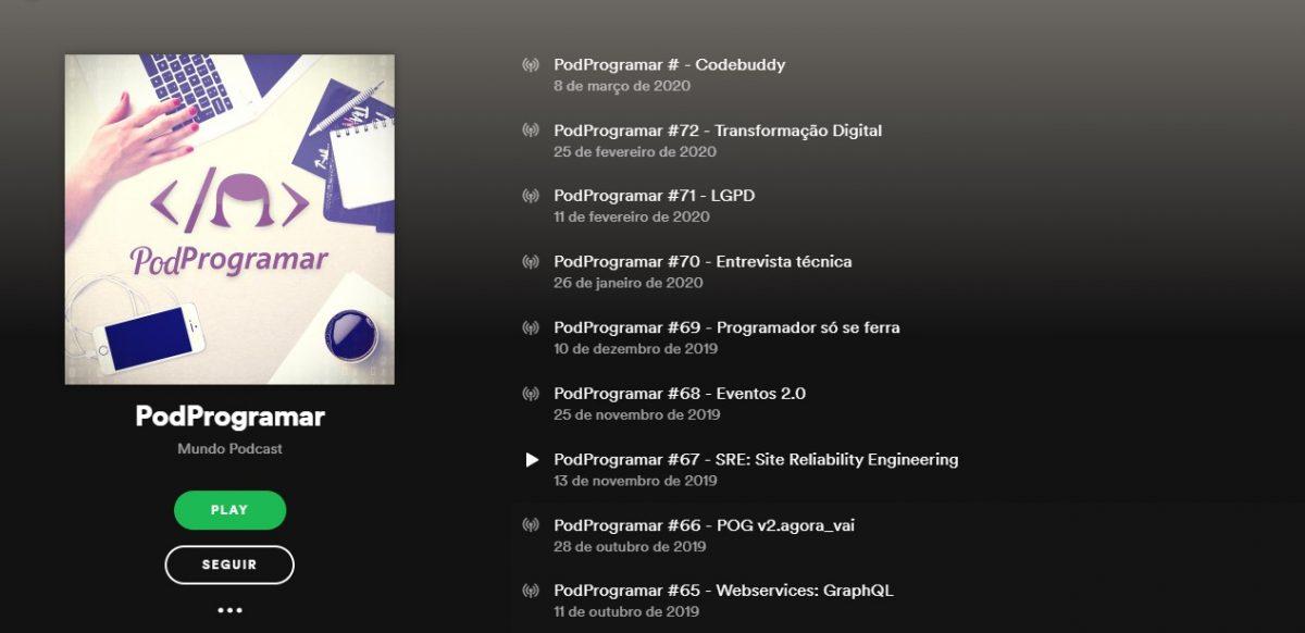 PodProgramar - Reprodução/33Giga/ND