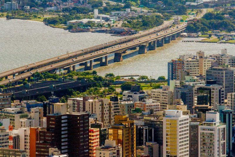 Florianópolis. Sexta-feira, 20 de março de 2020. Terceiro dia do Decreto Estadual 515 - Foto Flavio Tin/ND