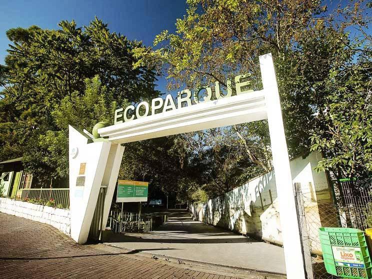 Ecoparque também será fechado – Foto: Reprodução/ND