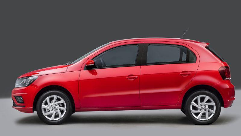 Mais vendidos em 2019 - VW Gol - Divulgação - Divulgação /Garagem 360/ND