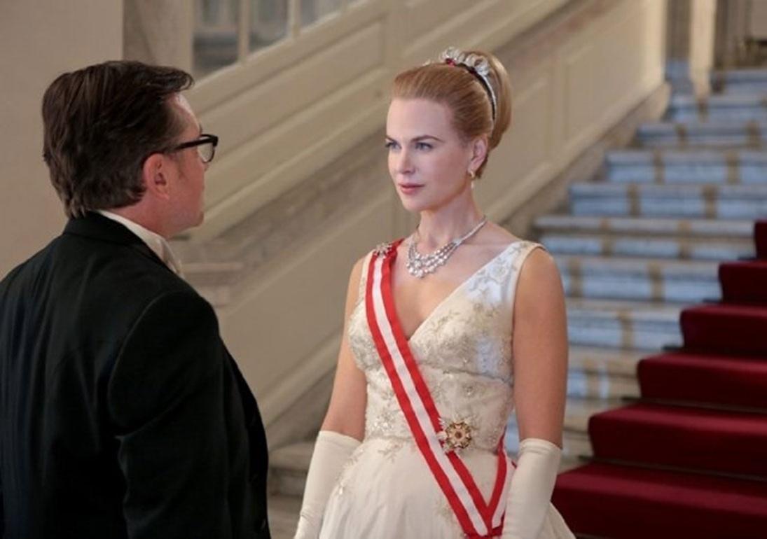 Grace de Mônaco (2014) – Depois de se tornar princesa de Mônaco, Grace Kelly ajuda seu país em uma disputa com a França enquanto avalia uma proposta para retomar a carreira em Hollywood. - Crédito: Divulgação/33Giga/ND