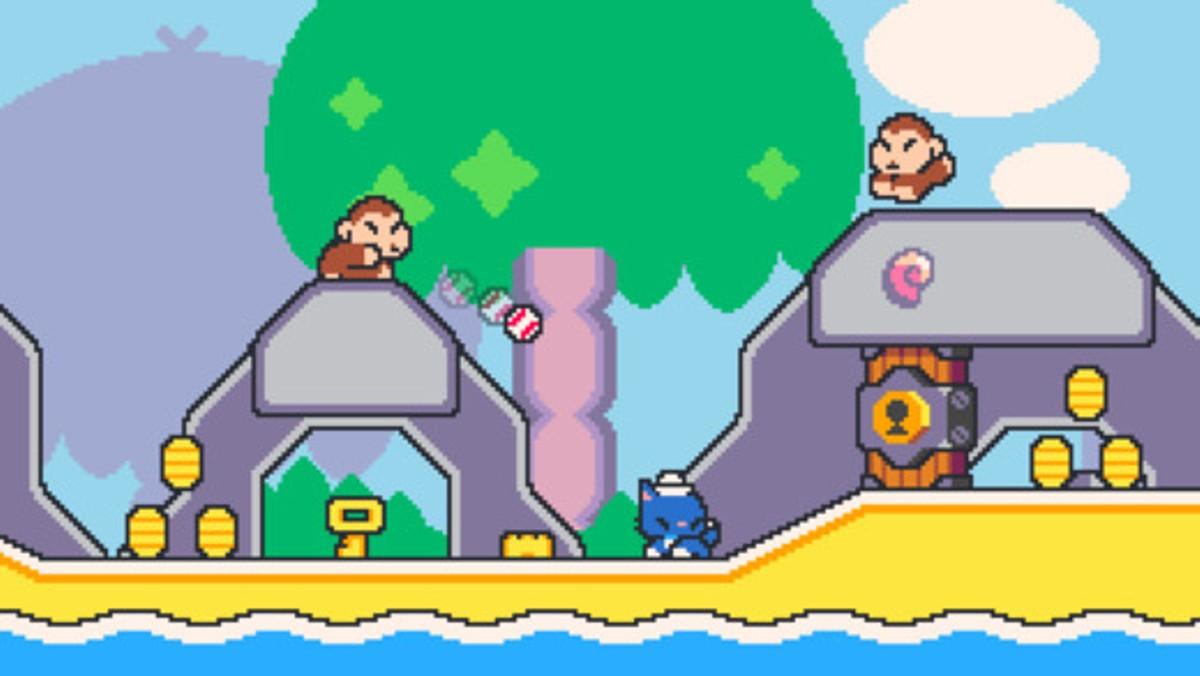 21. Super Cat Bros (http://bit.ly/2ShQ8Eo) – Nota 8,72 - Crédito: Divulgação/33Giga/ND