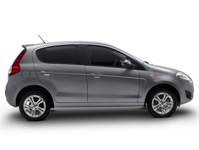 Mais vendidos em 2019 - Fiat Palio - Divulgação - Divulgação /Garagem 360/ND