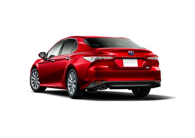 Toyota Camry: apenas uma unidade do modelo foi convocada pela marca japonesa. Fabricado em agosto de 2016, o sedã foi chamado por um problema no cinto de segurança traseiro. O texto completo pode ser visto aqui: http://bit.ly/2Hk9pyu - Foto: Divulgação - Foto: Divulgação/Garagem 360/ND