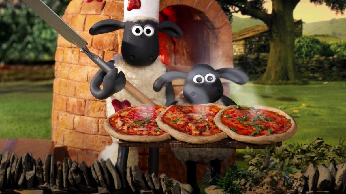 17/03 – Shaun, o Carneiro: Aventuras na Fazenda (1ª Temporada): O carneiro Shaun, o cachorro Bitzer e o resto da turma da fazenda estão prontos para muita confusão e diversão. - Crédito: Divulgação/33Giga/ND