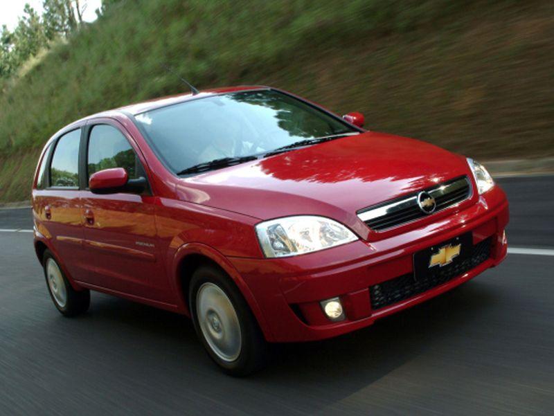 Mais anunciados em 2019 - Chevrolet Corsa - Divulgação - Divulgação /Garagem 360/ND