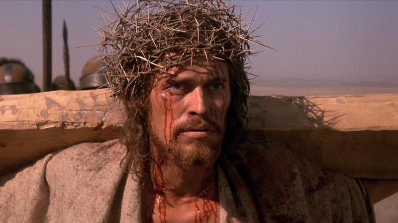 2019 – A Última Tentação de Cristo (1988) traz Jesus como um homem comum, encarnado num Messias contraditório, frágil e perturbado. Foi censurado em Singapura. - Crédito: Divulgação/33Giga/ND