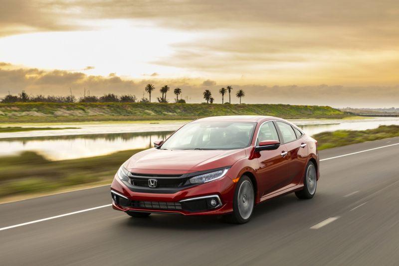 Mais anunciados em 2019 - Honda Civic - Divulgação - Divulgação /Garagem 360/ND