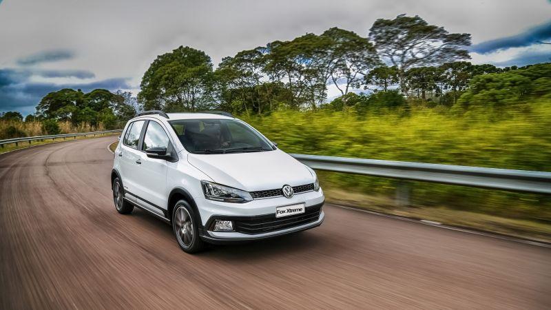 Mais anunciados em 2019 - VW Fox - Divulgação - Divulgação /Garagem 360/ND