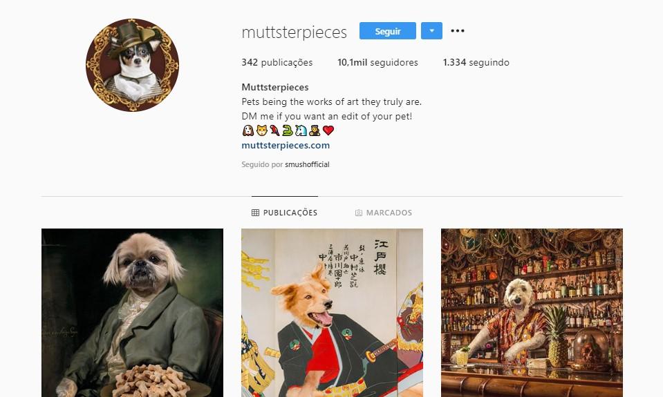 @muttsterpieces - Reprodução /33Giga/ND