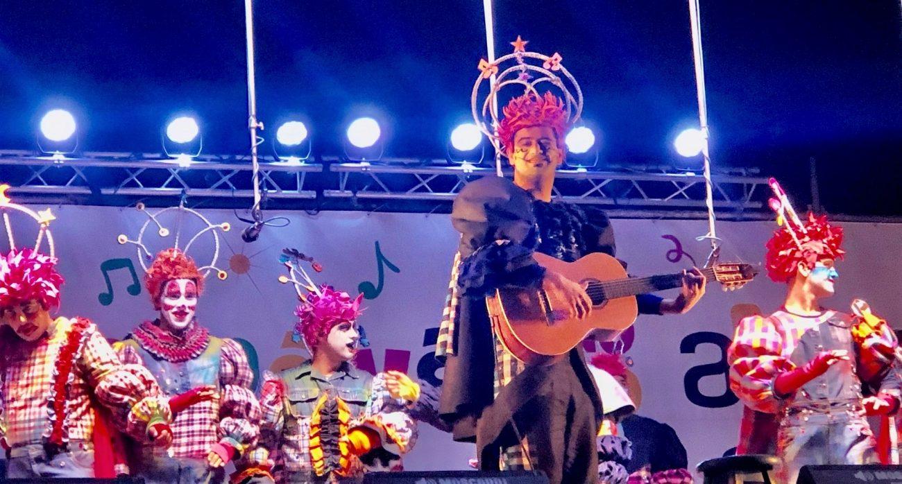 Carnaval de Montevidéu - Heloisa Dallanhol/Divulgação/ND