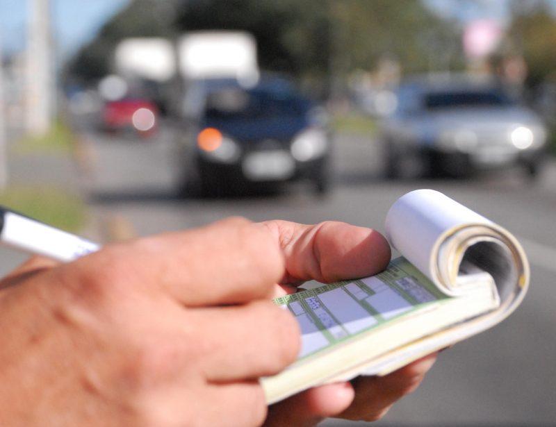 Motoristas de SC já podem recorrer de infrações pela internet – Foto: Detran PR/Fotos Públicas