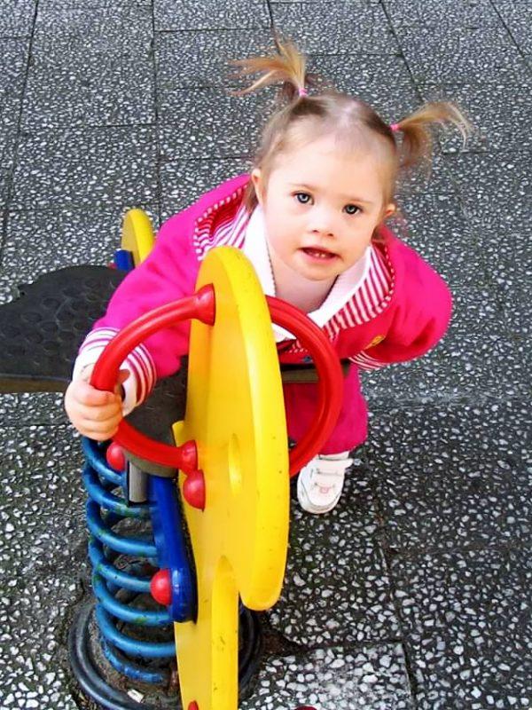 Sempre fotogência e graciosa, agora ela quer conquistar os palcos – Foto: Arquivo Pessoal/ND