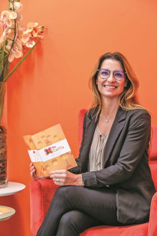 Depois de anos de pesquisa e estudos, Janice optou por usar todo o conhecimento adquirido como empreendedora, e os resultados são positivos – Foto: Anderson Coelho/ND
