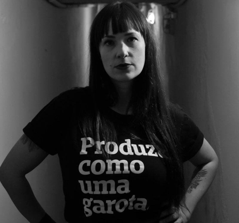 Luanda Wilk produz artistas em Santa Catarina – Foto: Mandy Justo/Divulgação/ND