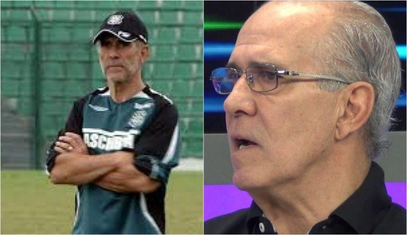 Técnico do Figueirense em 2007, Mário Sérgio morreu no trágico acidente envolvendo a delegação da Chapecoense na Colômbia, em 2016. Ele atuava como comentarista dos canais Fox Sports - Reprodução