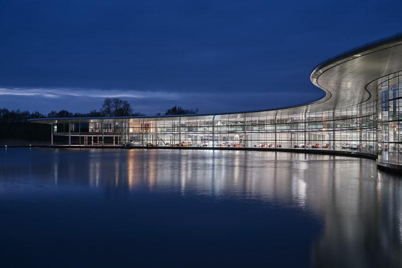 Museu McLaren - Woking, Inglaterra: pode ser visto neste link: https://bit.ly/2xkHFrN - Foto: Divulgação - Foto: Divulgação/Rota de Férias/ND