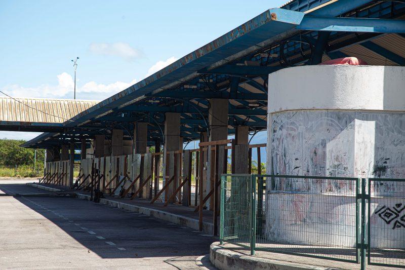 Terminal desativado do Saco dos Limões, em Florianópolis – Anderson Coelho_5550