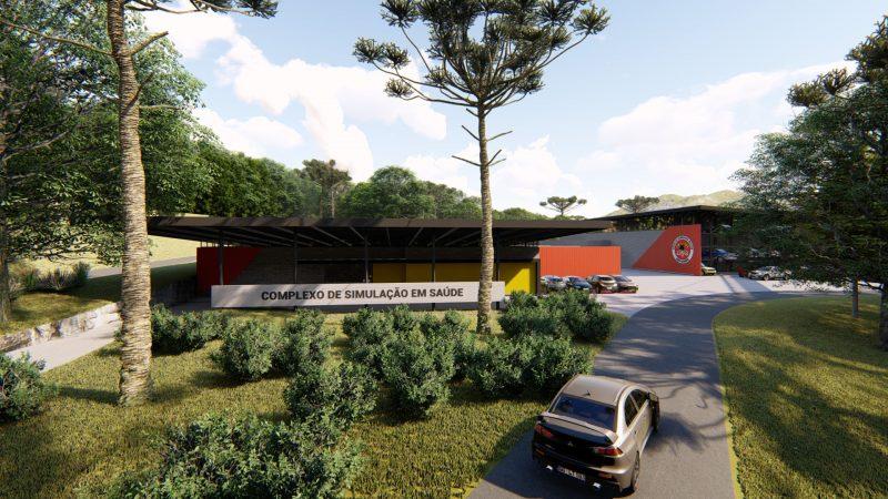 Chapecó terá o primeiro Centro de Treinamento e Resgate de SC – Foto: Reprodução/ND