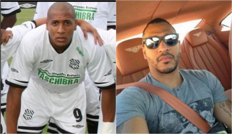 O atacante Victor Simões foi o artilheiro da Copa do Brasil de 2007 atuando pelo Figueirense | Hoje, aos 38 anos, o ex-atacante já deixou os gramados - Reprodução