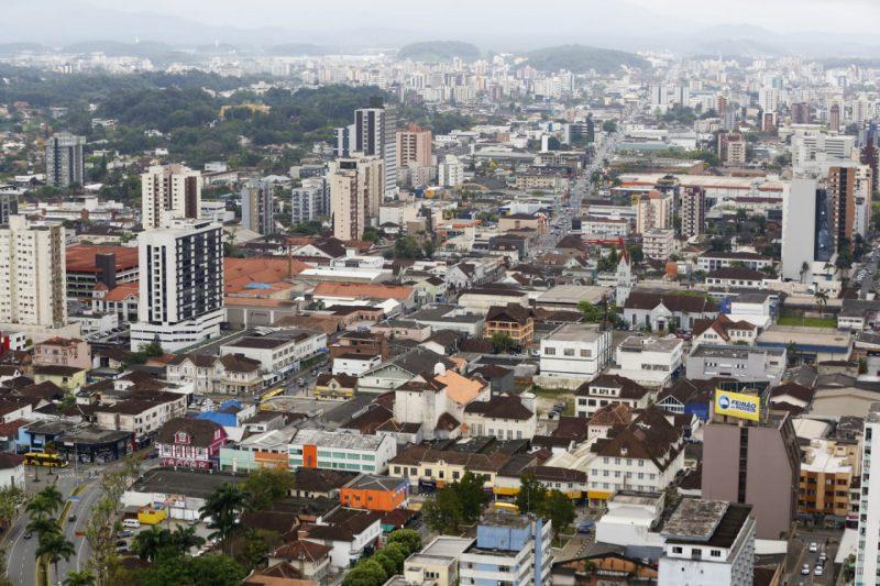 Joinville está próximo de chegar a 600 mortes por coronavírus – Foto: Rogerio da Silva