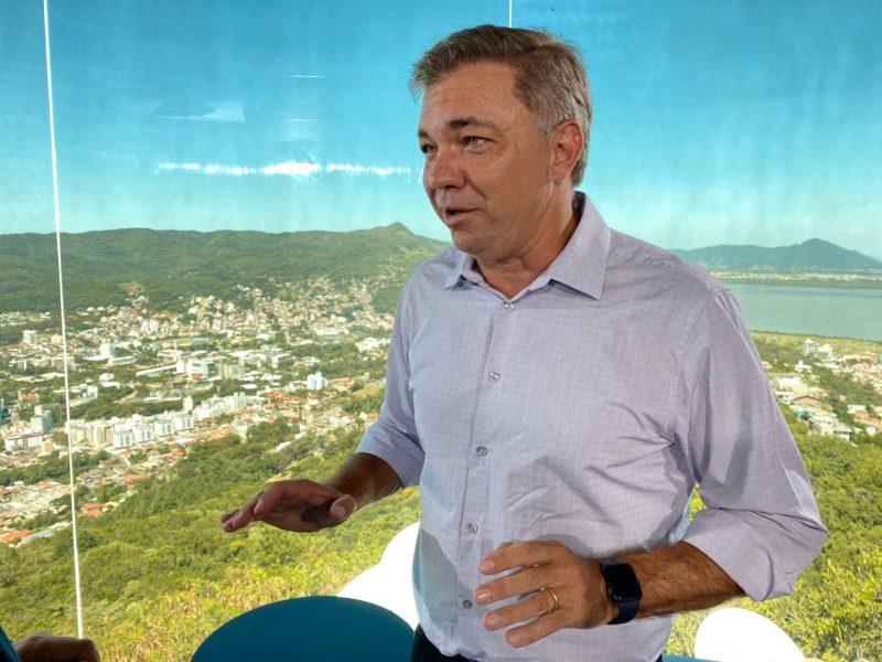 Após quase um ano, TRF4 rejeita denúncia contra o prefeito Gean Loureiro – Foto: Gustavo Bruning/ND
