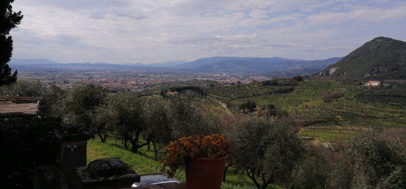 Chácara da família Cristiano fica na região da Toscana, na Itália – Foto: Divulgação/ND