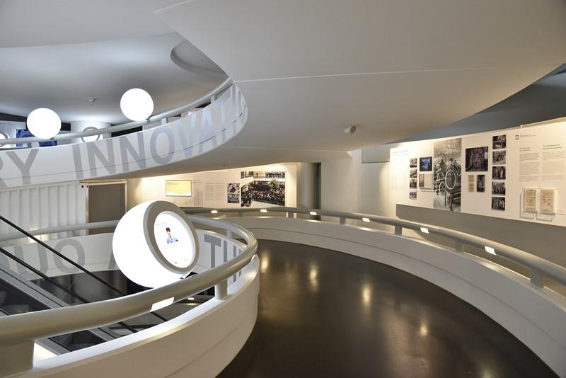 Museu BMW - Munique, Alemanha: pode ser visto neste link: https://bit.ly/2J9b9M5 - Foto: Divulgação - Foto: Divulgação/Rota de Férias/ND