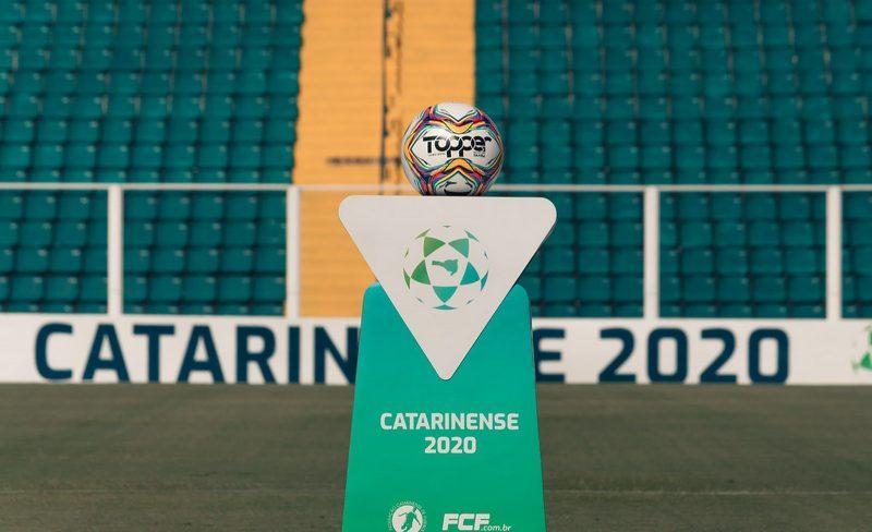 Campeonato Catarinense segue sem data para retornar – Foto: Patrick Floriani/FFC