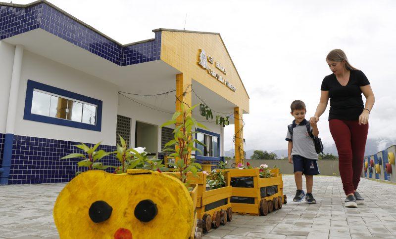 Pesquisa apontou que pais não levariam os filhos para as escolas caso aulas presenciais voltassem – Foto: Rogerio da Silva/ND