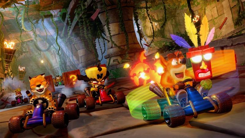 Crash Team Racing (PS4, Xbox One e Nintendo Switch) - Foto: Divulgação - Foto: Divulgação /Garagem 360/ND