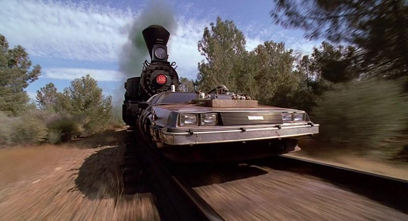 De Volta para o Futuro III (1990 - Disponível na Netflix) - Foto: Divulgação - Foto: Divulgação/Garagem 360/ND
