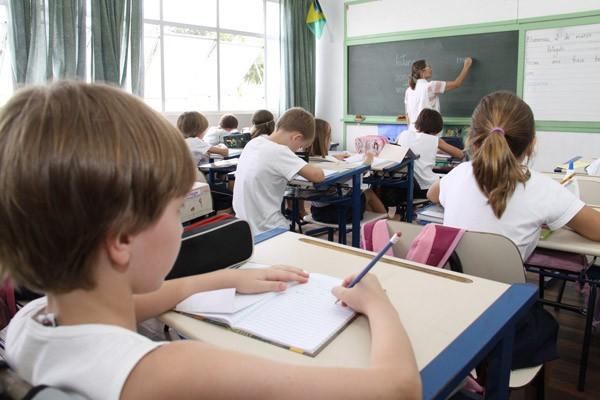 Resultado das inscrições para contratação de professores ocorre na sexta-feira, 16 – Foto: PMB/Divulgação/ND