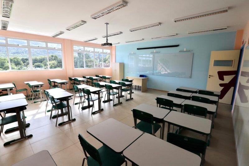 A retomada das aulas pode acontecer até o dia 9 de abril
