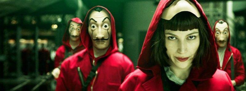 La Casa de Papel, Clube dos Cinco: todas as estreias da Netflix em abril - Divulgação