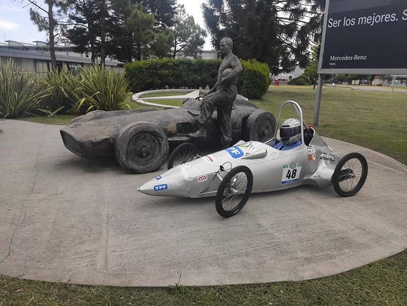 Museu Fangio - Balcarce, Argentina: pode ser visto neste link: https://bit.ly/2Uf9Gdc ou neste aqui, em seu site https://bit.ly/3afVSop - Foto: Divulgação - Foto: Divulgação/Rota de Férias/ND