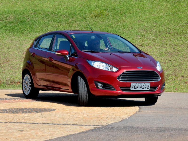 Mais anunciados em 2019 - Ford Fiesta - Divulgação - Divulgação /Garagem 360/ND
