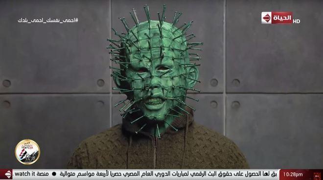 A bizarrice ocorreu no programa What Is the Talk About? - Reprodução/YouTube/AlHayah TV Network