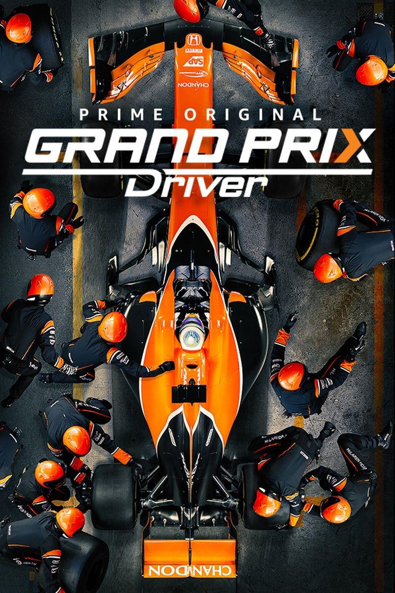 Grand Prix Driver (2018 - disponível no Prime Video) - Foto: Divulgação - Foto: Divulgação/Garagem 360/ND