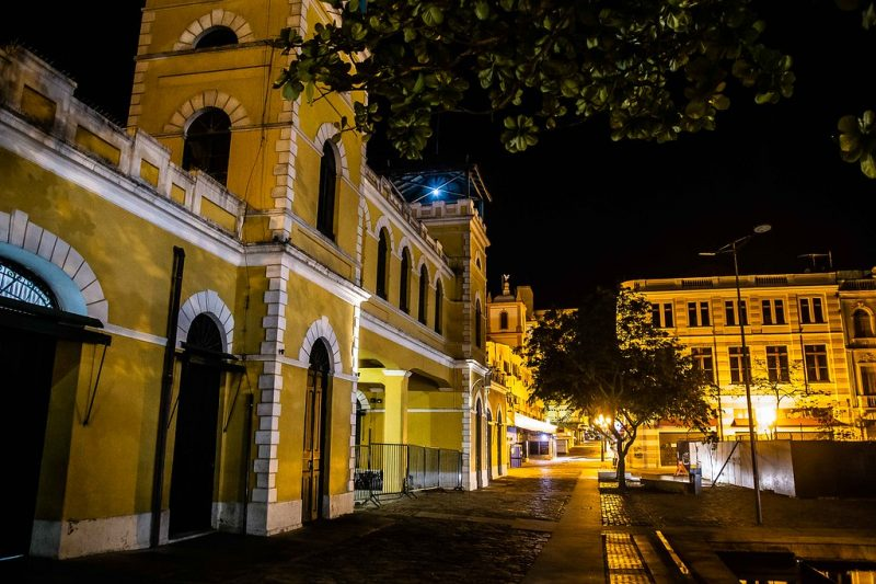 Florianópolis durante decreto que estabeleceu isolamento social - Anderson Coelho/ND