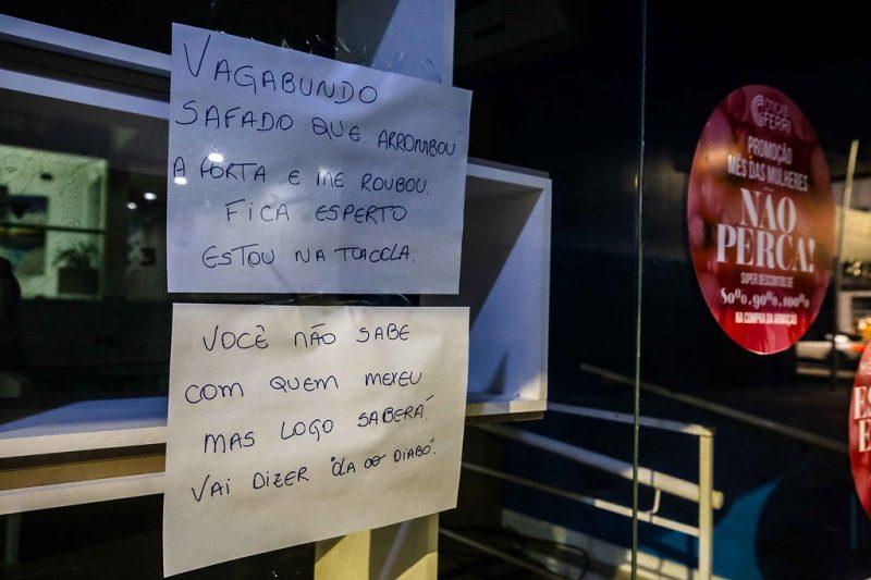 Centro de Florianópolis, 29 de março de 2020. - Anderson Coelho/ND
