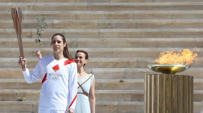 Jogos Olímpicos de Tóquio caminham para o cancelamento, em função da pandemia do novo Coronavírus – Foto: MARKOS/ND