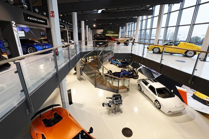 Museu Lamborghini - Sant'Agata Bolognese, Itália: pode ser visto neste link: https://bit.ly/399MQbm - Foto: Divulgação - Foto: Divulgação/Rota de Férias/ND