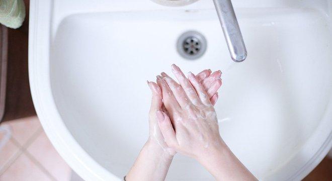 Lavar as mãos previne diversas doenças, inclusive a Covid-19 – Foto: Arquivo/Pixabay