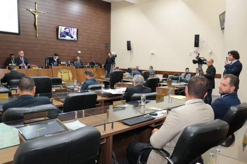 Câmara da Capital suspendeu as atividades na semana passada – Foto: Édio Hélio Ramos/Divulgação;ND