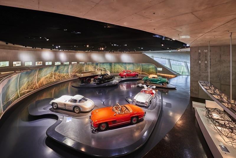 Museu Mercedes-Benz - Stuttgart, Alemanha: pode ser visto neste link: https://bit.ly/2wobKGZ - Foto: Divulgação - Foto: Divulgação/Rota de Férias/ND